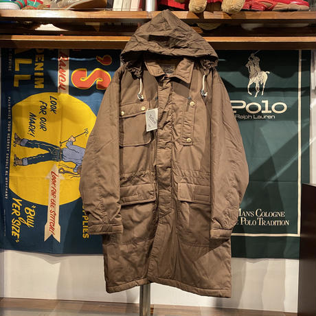 【ラス1】ONE'S NATIVE EARTH hooded  jacket (M)