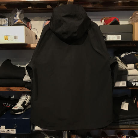 【ラス1】J.CREW nylon shell jacket (Black)