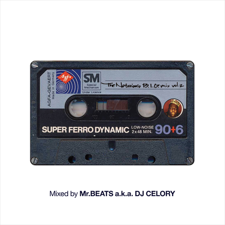 The Notorious B.I.G. Mix vol.2 / Mr.BEATS aka DJ CELORY