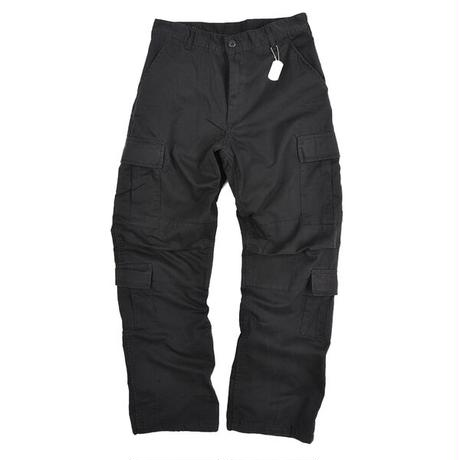 【ラス1】ROTHCO 8pocket cargo pants (Black)