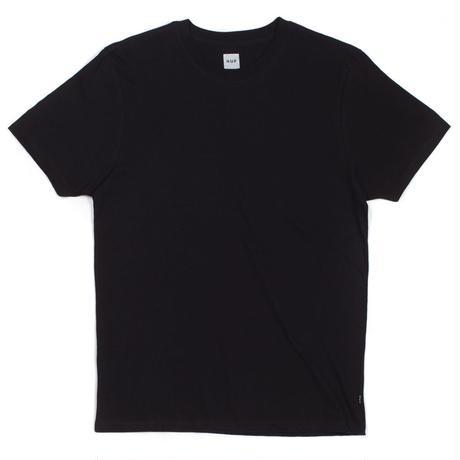 【残り僅か】HUF COTTON TEE(Black)