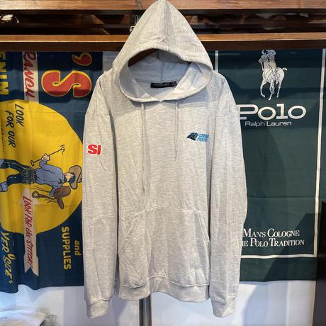 """Dunbrooke®︎ """"CAROLINA PANTHERS"""" logo hoodie (XL)"""