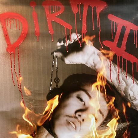 "KOHH ""DIRTⅡ"" A1 poster"