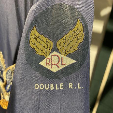 RRL reversible souvenir type blouson (M)
