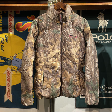 REALTREE graphic down jacket