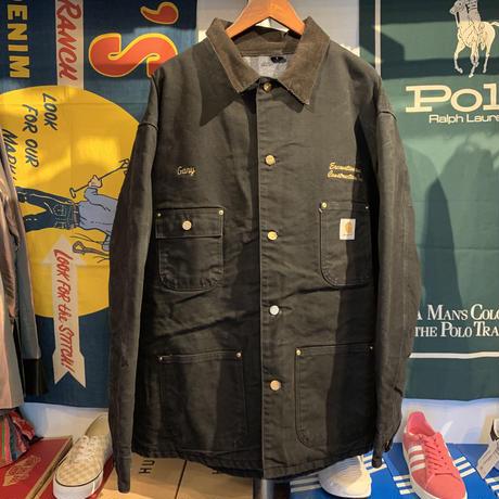 Carhartt Duck Detroit Jacket(Black)