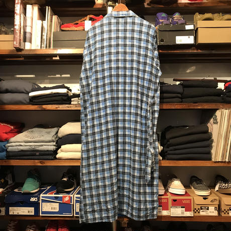 Manciale check gown (L)