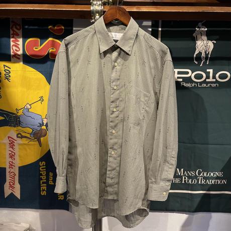 SABLINA VALENTINO sprouts shirt (M)