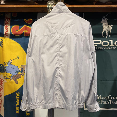CURRENT STAGE light poly jacket (L)