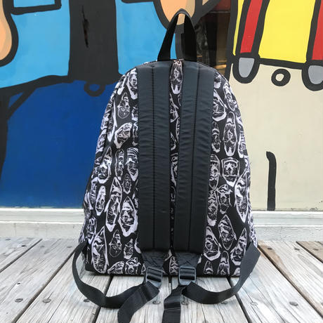 eastpack face design daypack