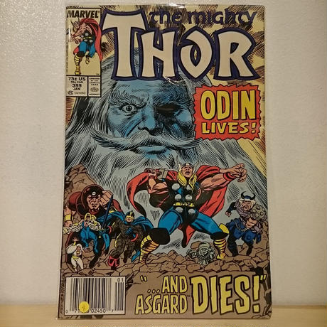"MARVEL COMICS""THOR""(4)"