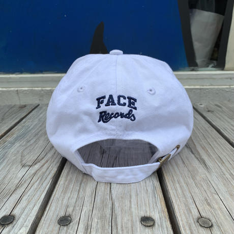 FACE RECORDS × PEANUTS  45'S CAP