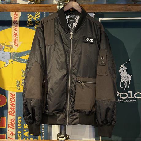 【web限定】HUF HAZE dust la rock jacket (L)