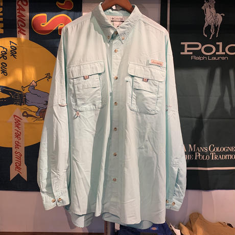 Columbia fishing  shirt (XL)