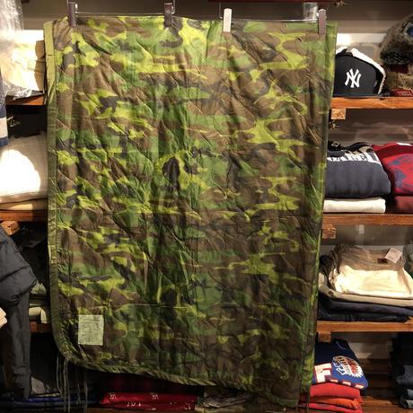 Military Camo blanket