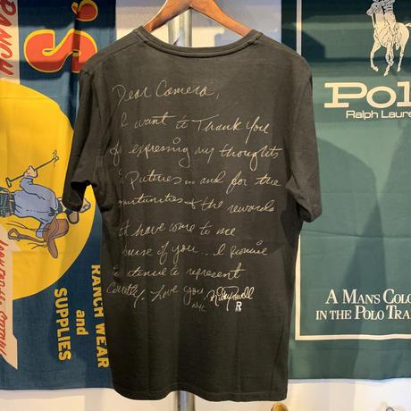 Keith Haring & Andy Warhol Print Tee (L)