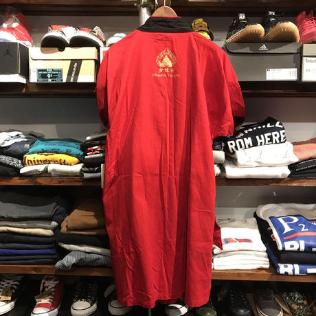 Sholin temple shirt (red)