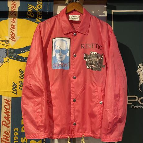 digiwel KINETIC print coach jacket