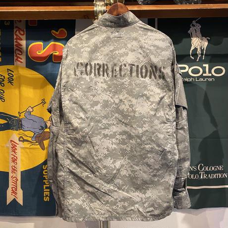 NATO military stand collar jacket (Digital Camo)