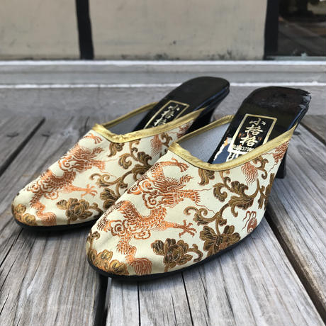 小格格 chinese shoes (23cm)
