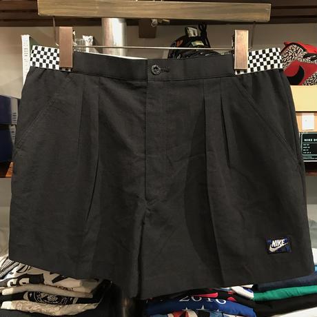 NIKE check logo shorts (34)