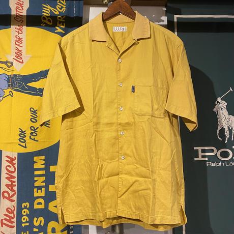 ELLE HOMME pocket S/S shirt (M)