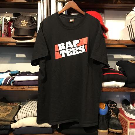 RAPTEES logo tee