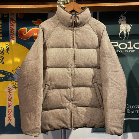 swagger wool down jacket (L)