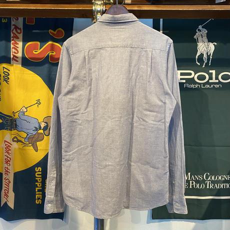 WTAPS plane B.D denim shirt (M)