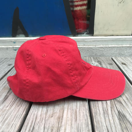 POLO RALPH LAUREN small pony adjuster cap(Red)