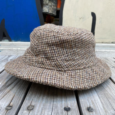 L.L. Bean × Harris Tweed GORE-TEX bucket hat (XXL)