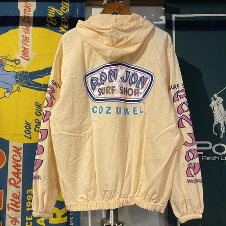 RONJON logo surf light hoodie (XXL)