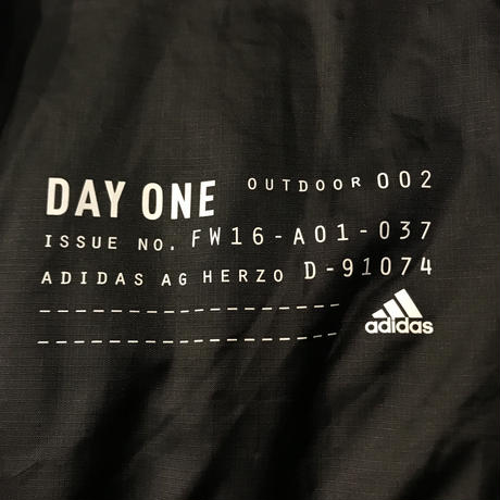 adidas DAY ONE outdoor reflective jacket (O)