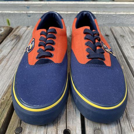 """POLO RALPH LAUREN """"P"""" wappen multi sneaker (25.5cm)"""