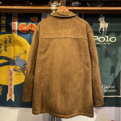 Penmans suede button jacket (L)