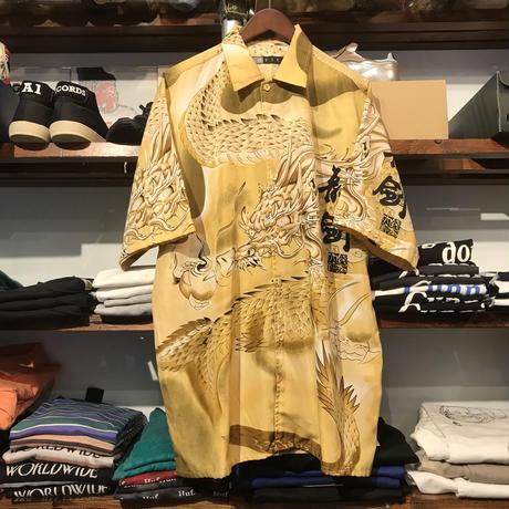 OFIT dragon shirt (L)