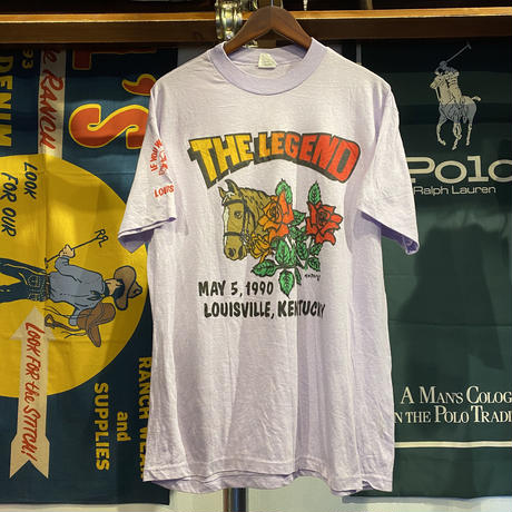 LOUISVILLE KENTUCKY horse racing memory tee (XL)