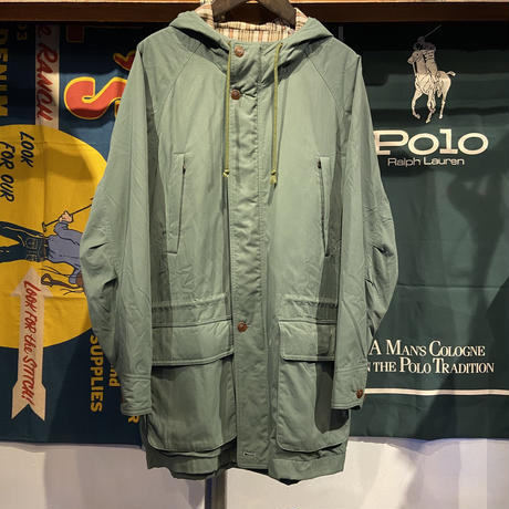 REGAL nylon hoodie coat (L)