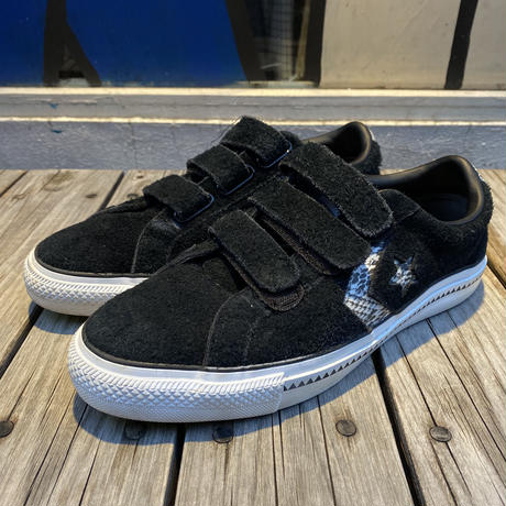 HUF × CONVERSE one star snake shoes (27cm)