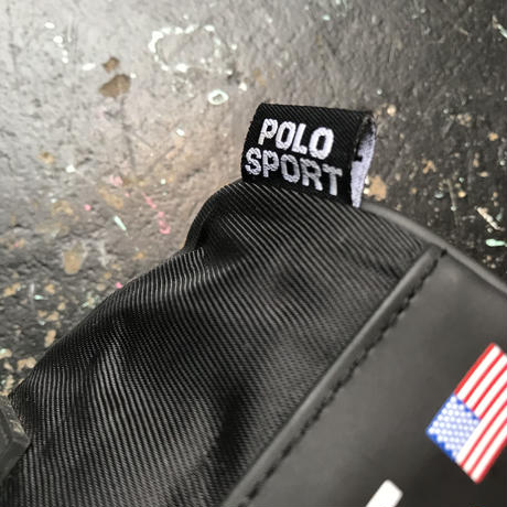 POLO SPORT circle pouch