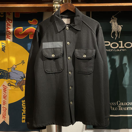 Military US Army wool field shirt (S)