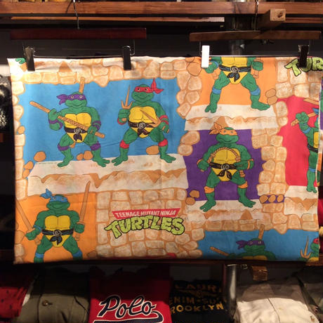 TURTLES bed sheet