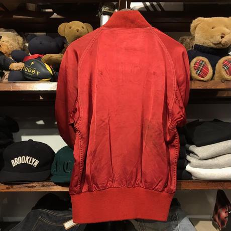 【vintage】BUTWIN satin jacket