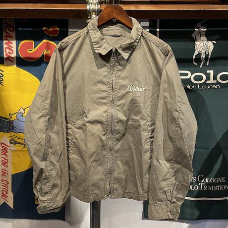 AVIREX souvenir embroidery jacket (M)