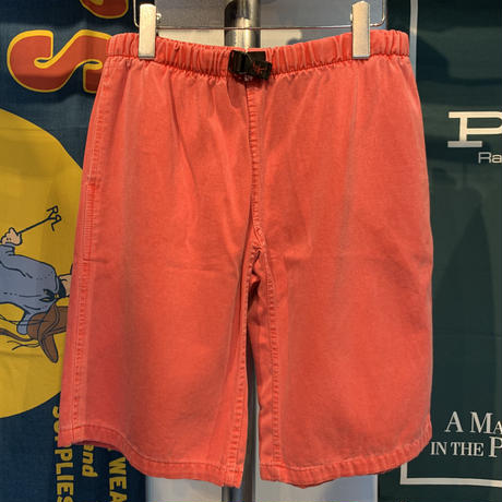 【web限定】GRAMICCI eazy pants (Red)