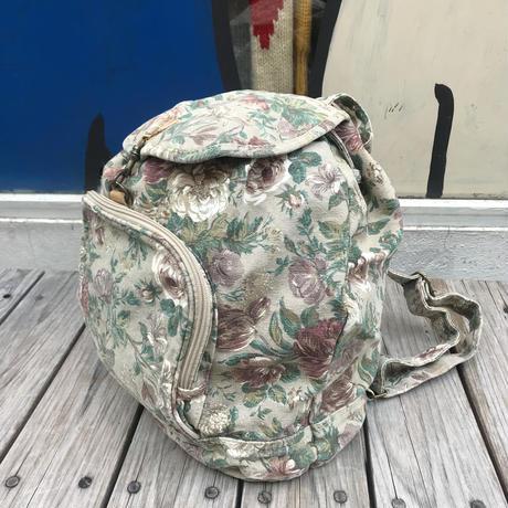 nobrand flower backpack