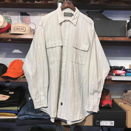 POLO COUNTRY stripe shirt (XL)