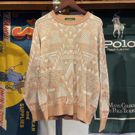 Jack Nicklauas knit sweater (L)