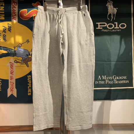 Polo Ralph Lauren sleep wear sweat pants(M)