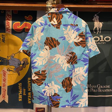 SUNMARI FASHIONS made in hawaii aloha shirt (M)